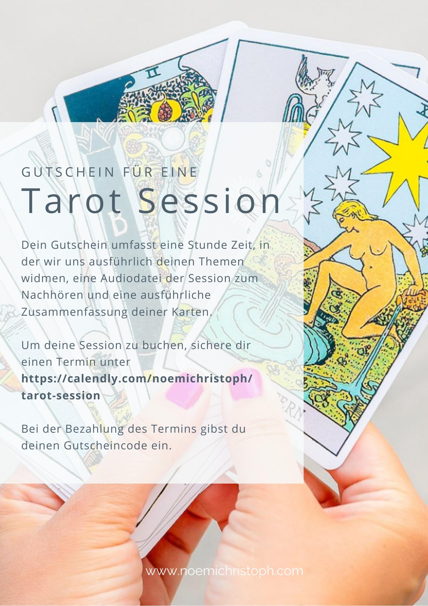 Gutschein_Tarot